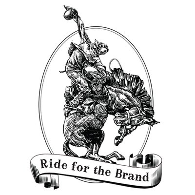 Ride For The Brand