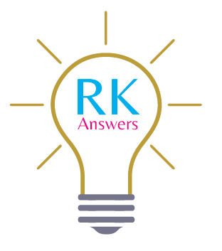 RK Answers Logo
