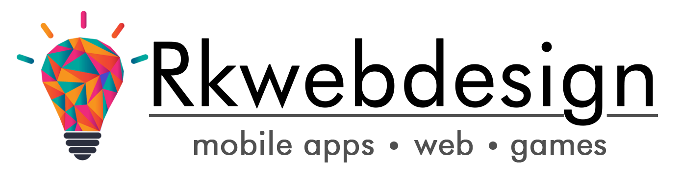 RK Web design Logo