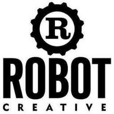 Robot Creative Management Logo