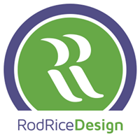 Rod Rice Design Logo