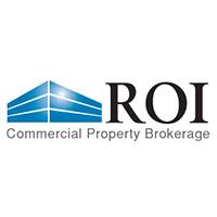 ROI Commercial Property Brokerage Logo