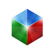 Rubiks Digital Logo
