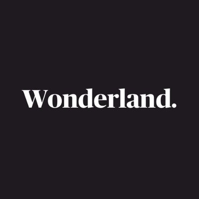 Wonderland. Logo
