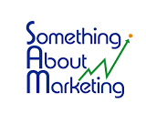 Something About Marketing Logo