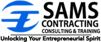 Sams Contracting Consulting and Training LLC Logo