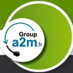 SAS. GROUPA2M Logo