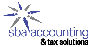 SBA Accounting & Tax Solutions logo