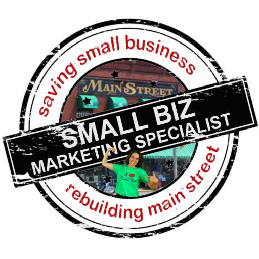 Small Biz Marketing Specialist Logo