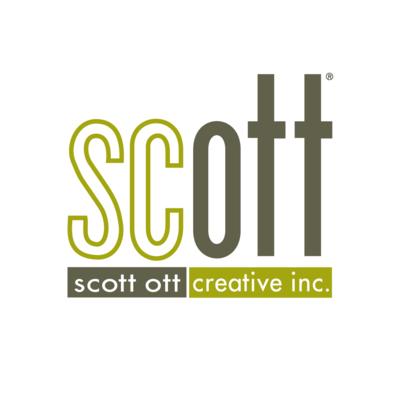 scott ott creative inc. Logo