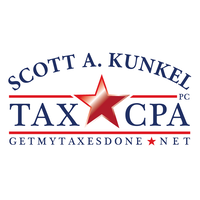 Scott A. Kunkel, CPA, PC Financial Accounting Logo
