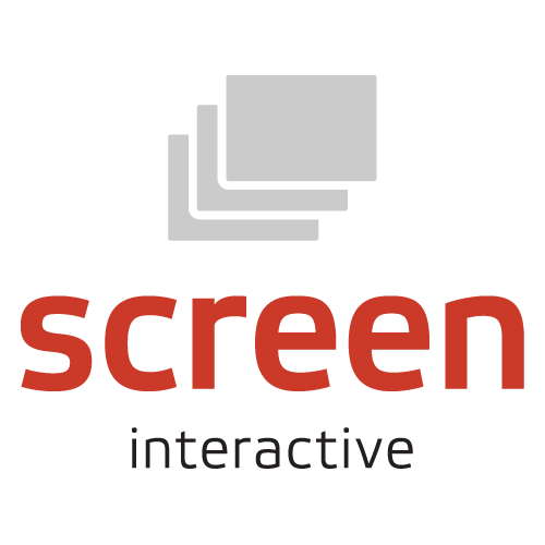 Screen Interactive Logo