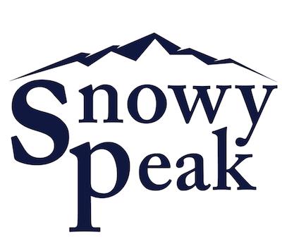 Snowy Peak Entertainment Logo