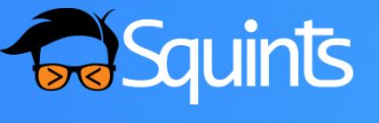 Squints logo