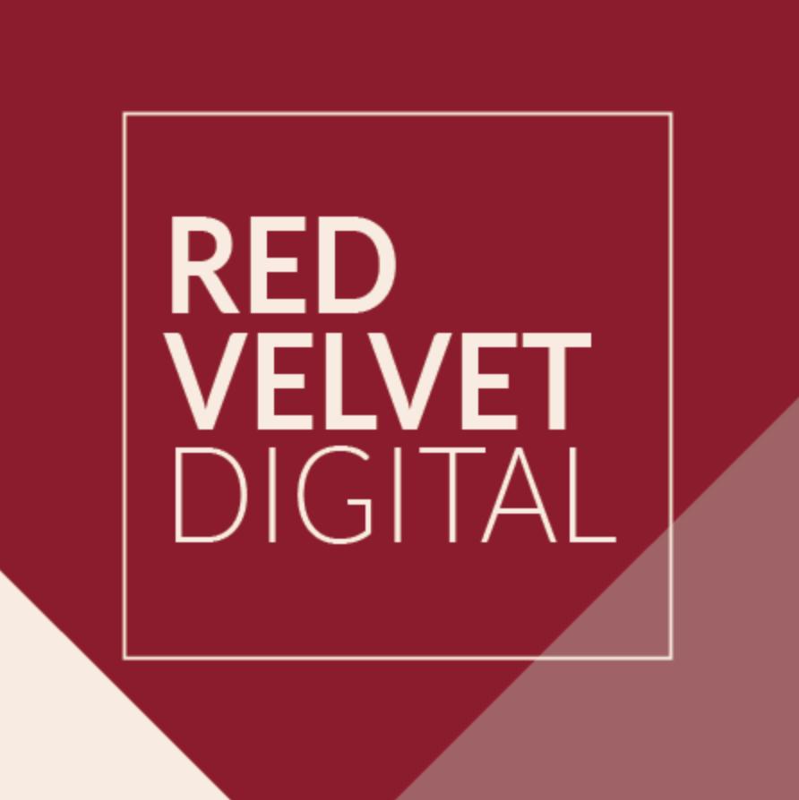 Red Velvet Digital Logo