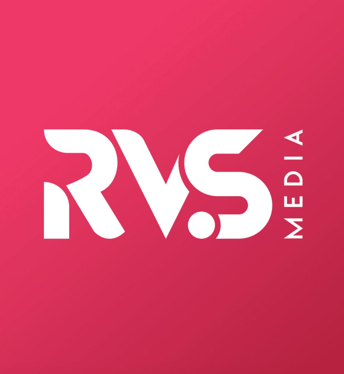 RVS MEDIA LTD. Logo