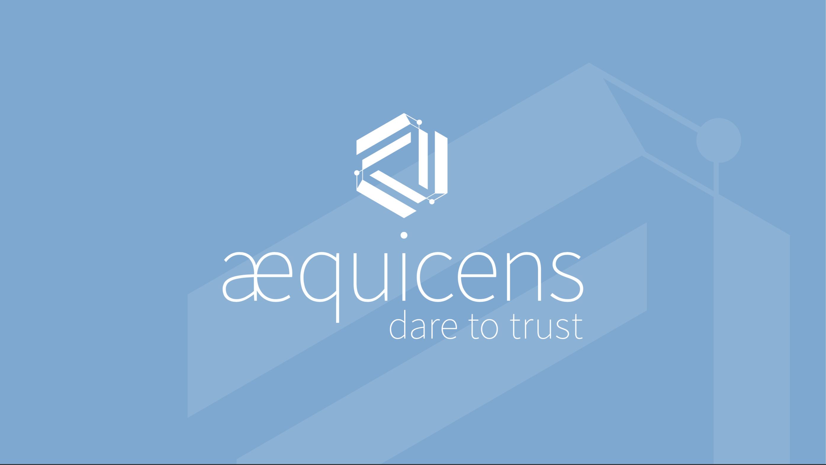 AEQUICENS Logo