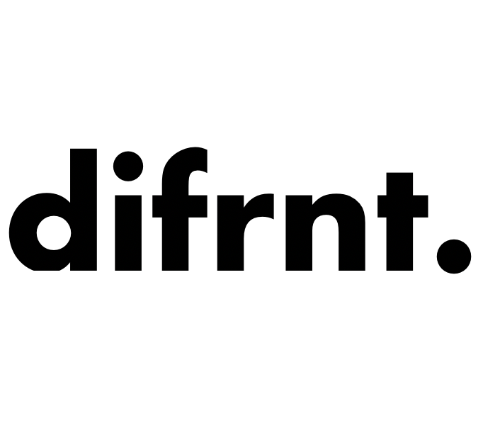 DIFRNT AGENCY Logo