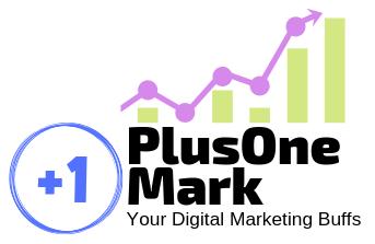 PlusOneMark Logo