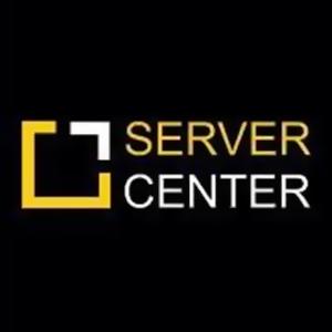 Server Center  Logo