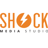Shock Media Studio Logo
