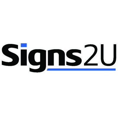 Signs 2 U logo