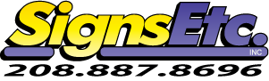 Signs Etc - Idaho logo
