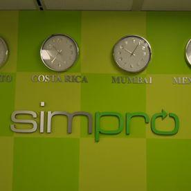 Simpro Solutions Logo
