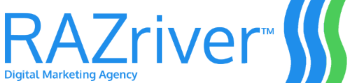 RAZriver™ Digital Marketing Logo