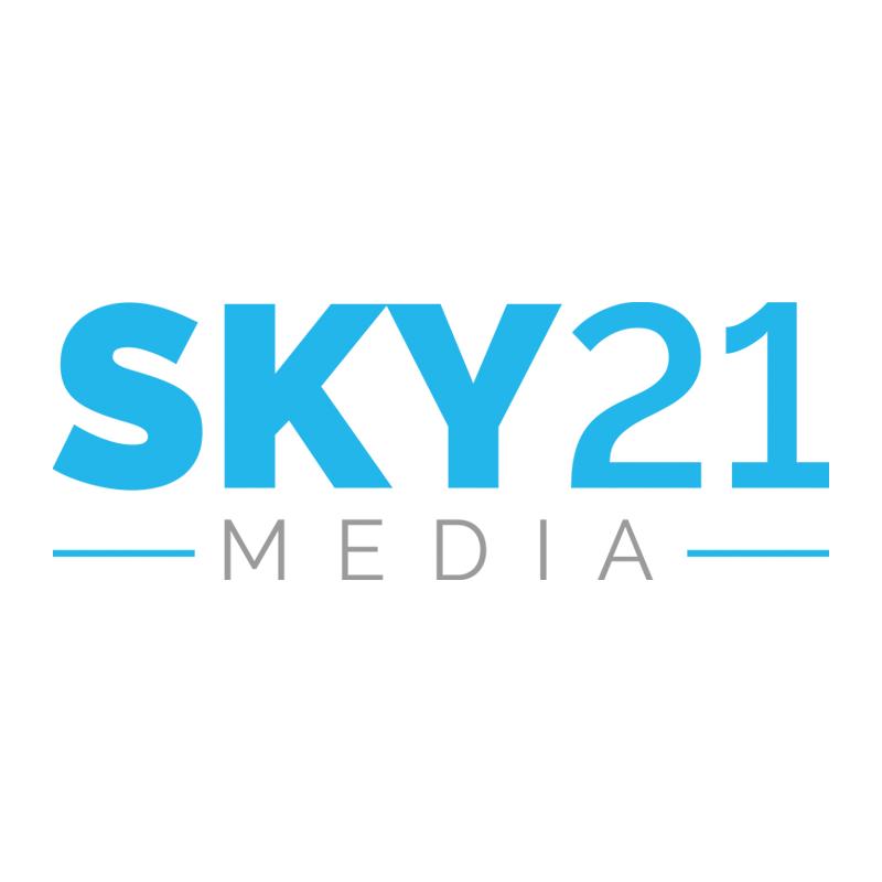 Sky21 Media Logo