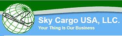 Sky Cargo USA Logo