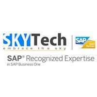 SkyTech Logo