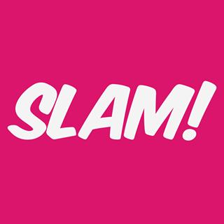 SLAM! Agency logo