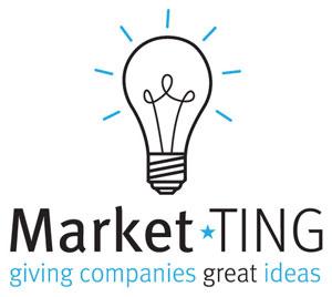 Market*TING logo