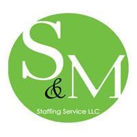 S & M Staffing Service LLC Logo