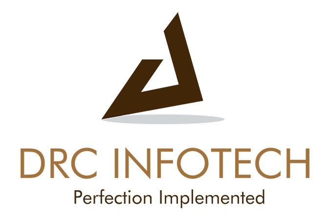 DRC Infotech Logo