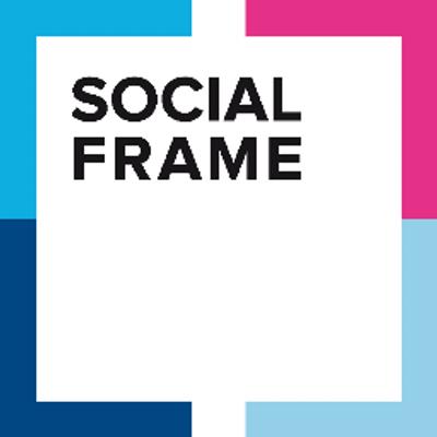 dSocial Frame Logo