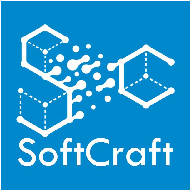 SoftCraft Logo
