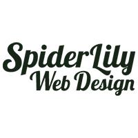 SpiderLily Web Design Logo