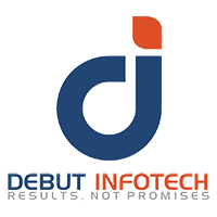 Debut Infotech Logo