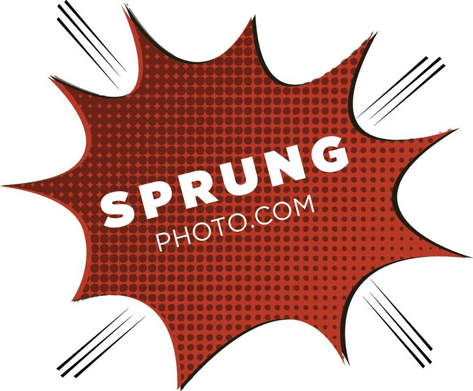 Sprung Photo Logo