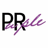 Purple PR Logo