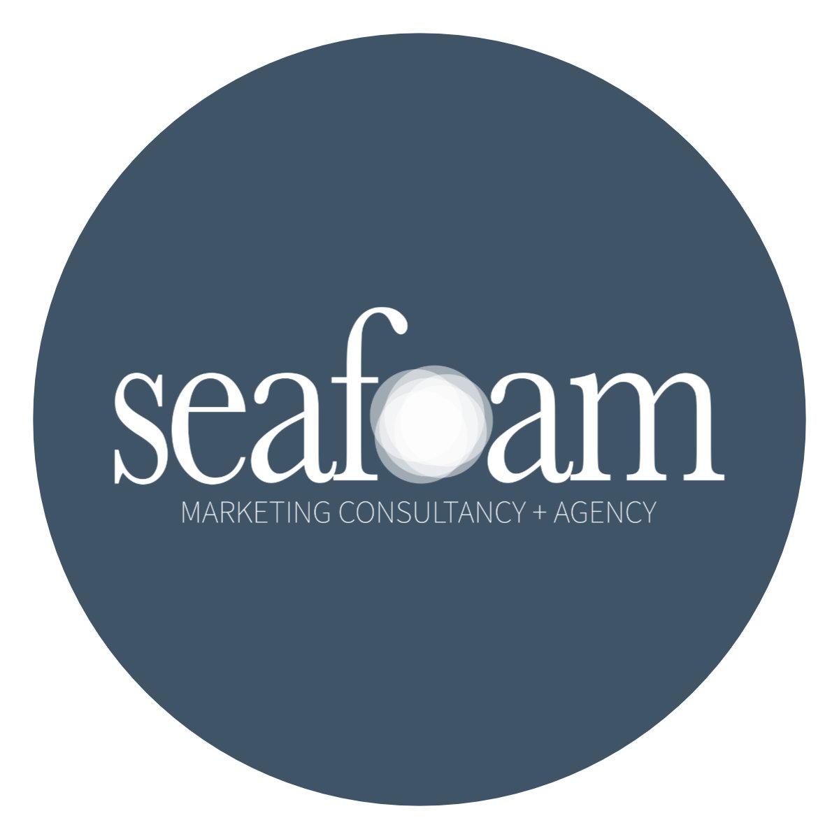 Seafoam Media Logo