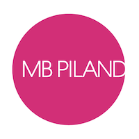 MB Piland Advertising + Marketing Logo