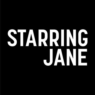 Starring Jane Logo
