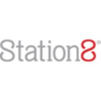 Station8 Branding logo