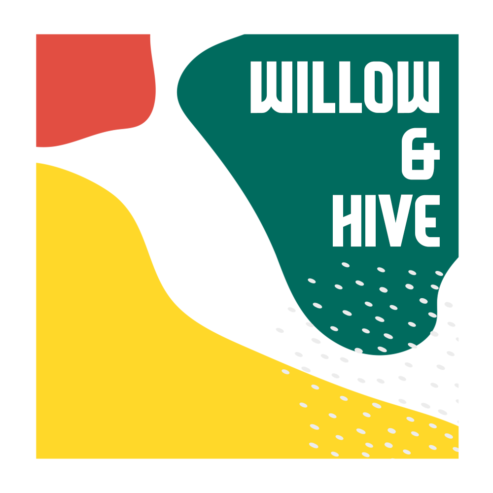 WILLOW & HIVE Logo