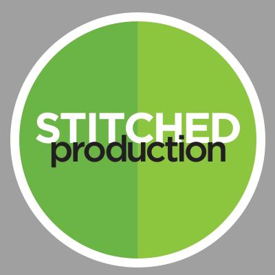 Stitched Production Logo