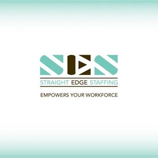 Straight Edge Staffing Logo