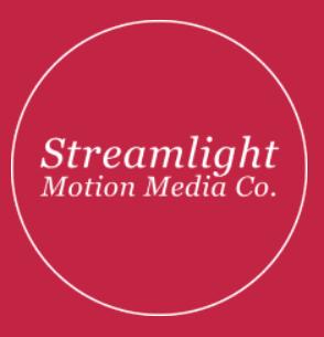Streamlight Motion Media Logo